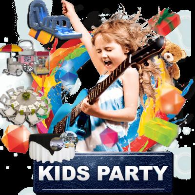 birthday party rentals san diego