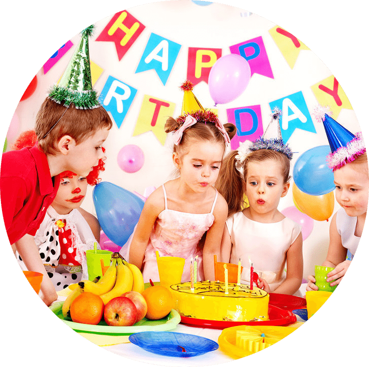 birthday party rentals san diego