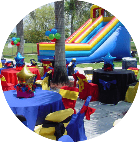 party rentals san diego ca