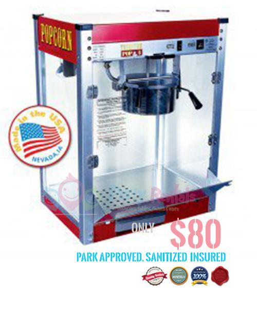 Popcorn Machine Rental San Diego 1 For Quality Amp Amazing