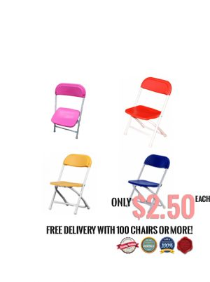 Kids Party Chairs Rental San Diego Ca ...