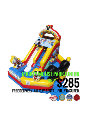 mickey-mouse-park-junior-bounce-house-rental-san-diego-ca
