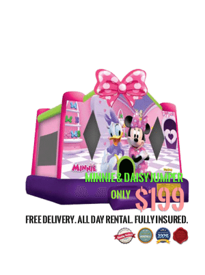minnie-and-daisy-jumper-rental-san-diego-ca