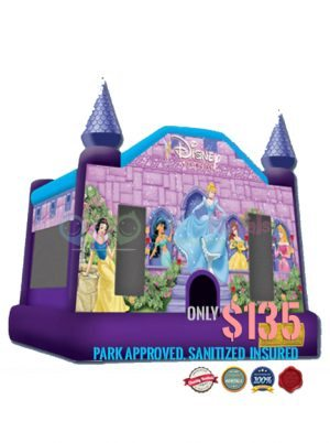 princess-castle-jumper-rental-san-diego