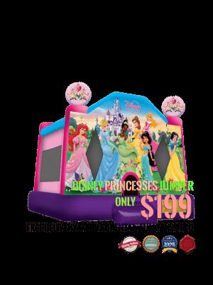 princesses-jumper-rental-san-diego-ca