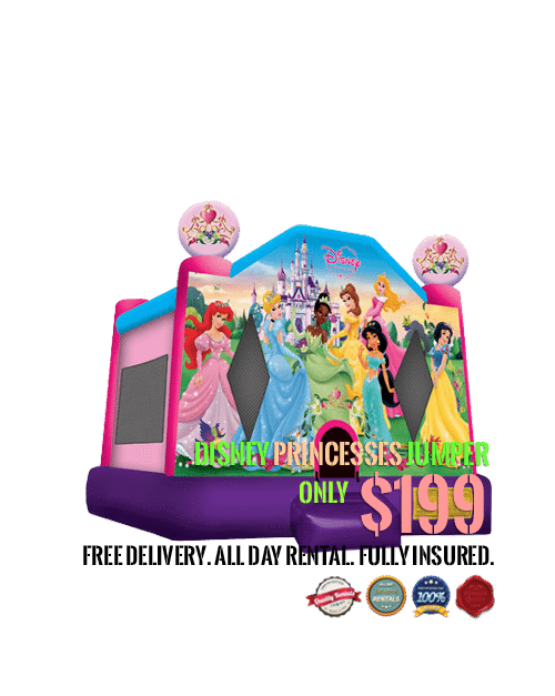 princesses-jumper-rental-san-diego-ca