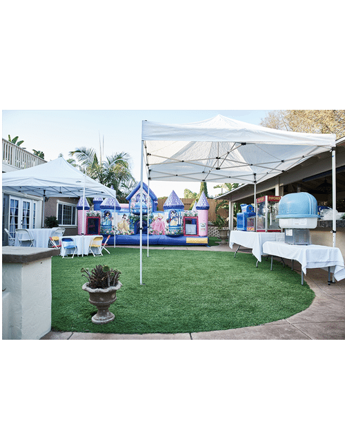 60 Inch Round Table For Rent In San Diego By Party Rentals