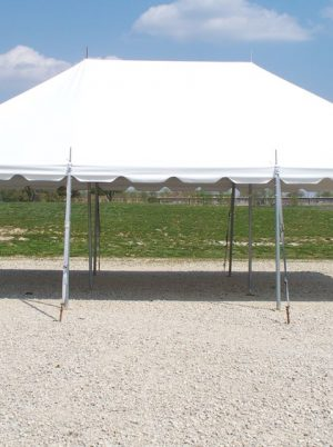 20x30 Tent For Rent in San Diego