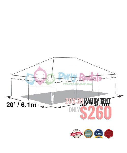 San Diego Chargers Canopy: 20x30 Party Tent Rental San Diego [#1] For Amazing Rentals