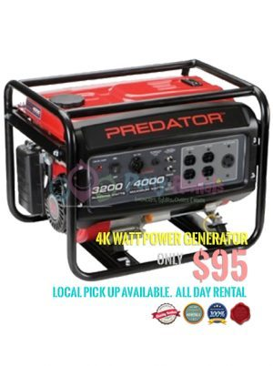 4k-watt-power-generator-rental-san-diego-ca