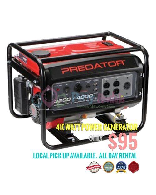 4k-watt-power-generator-rental-san-diego-ca