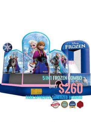 5-in-1-frozen-combo-jumper-rental-san-diego