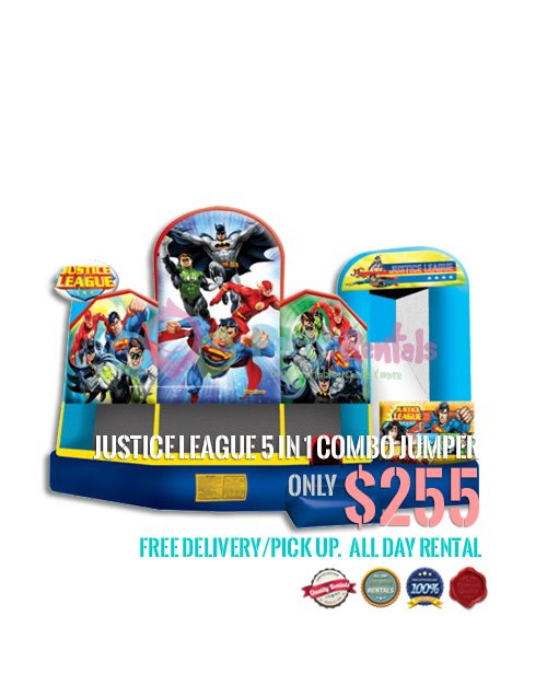 5-in-1-combo-justice-league-rental-san-diego