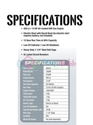 7k-8k-power-generator-specifications