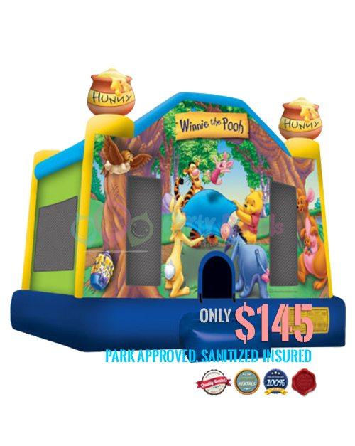 winnie-the-pooh-jumper-rental-san-diego-ca