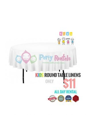 kids-round-table-linen-rental-san-diego-ca