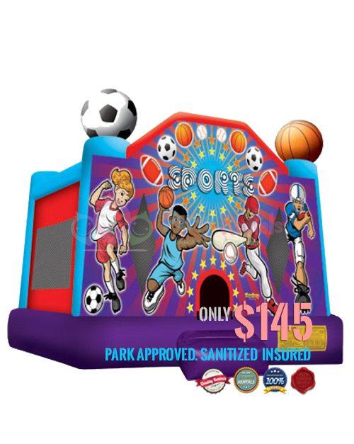 sports-themed-jumper-rental-san-diego