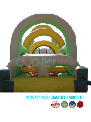 arch-slide-obstacle-course-jumper-front-view