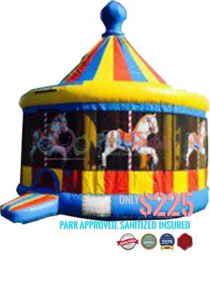 2 IN 1 carousel-combo