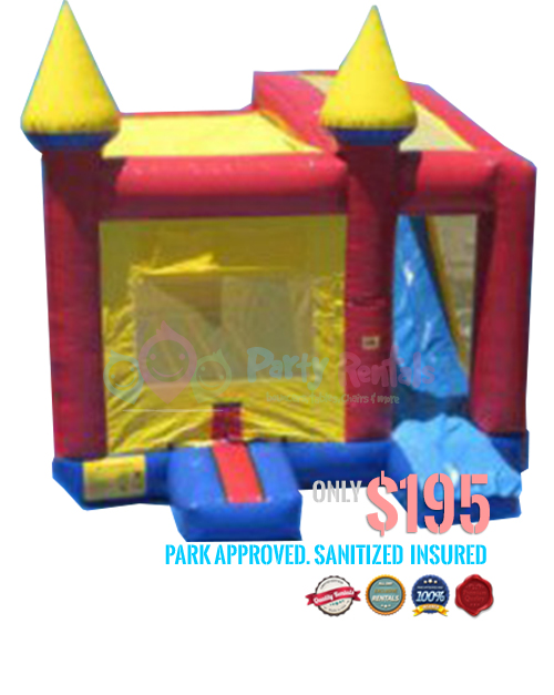 3 IN 1 new-castle-slide