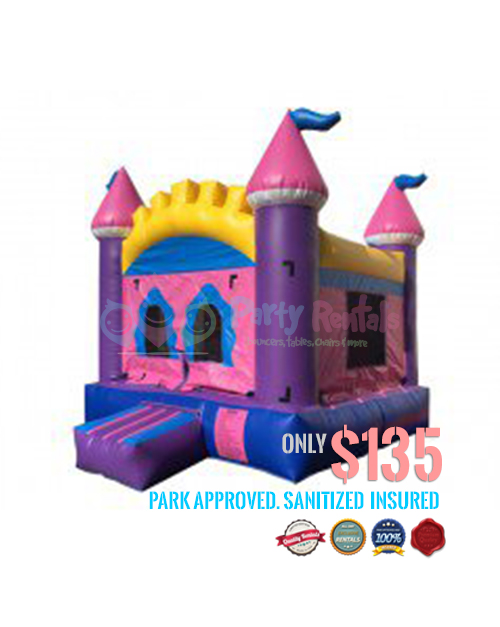 Queen Castle Basic Jumper For Rent In San Diego 135