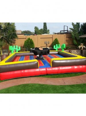 mechanical bull rental san diego
