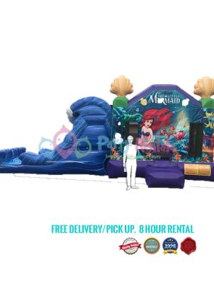 little-mermaid-jumper-with-a-slide-rental-person