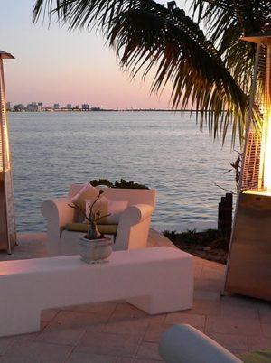 outdoor patio heater rental