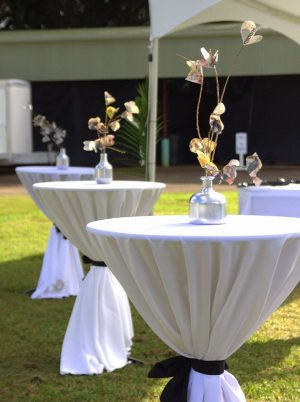 cocktail table rentals in san diego