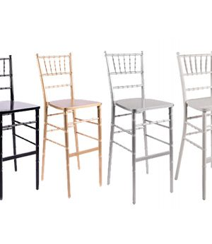 chiavari barstools multiple colors
