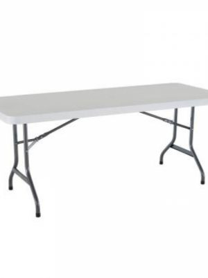 8foot rect table