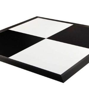 Checkerboard dance floor panel rental san diego
