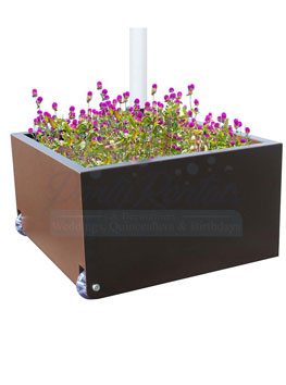 9ft-Patio-Umbrella-Flower-Pot-Base