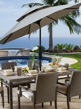 turquoise-patio-umbrella-rental-san-diego